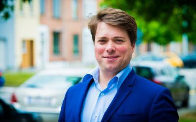 Wouter Danckaert is algemeen directeur SYNTRUM